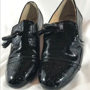 Women's Steve Madden black shoes -size:6